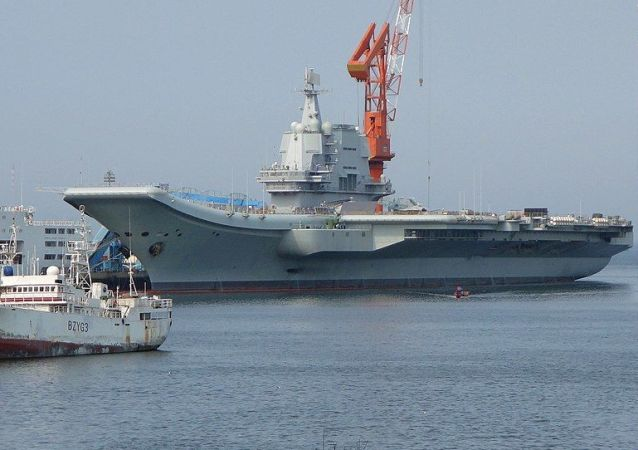 Type 002 aircraft carrier of People's Liberation Army Navy