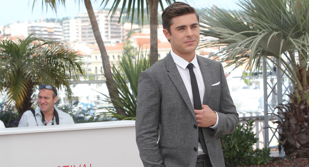 Zac Efron hospitalised with a life-threatening infection