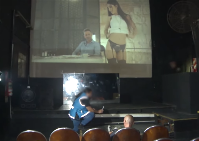 Authorities Shut Down Buenos Aires Erotic Film Theater Offering 'Sex Parties' For $2