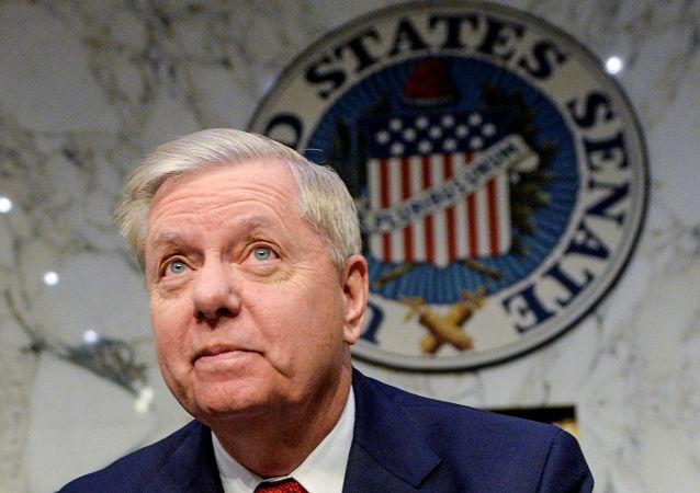 U.S. Senate Judiciary Committee Chairman Senator Lindsey Graham