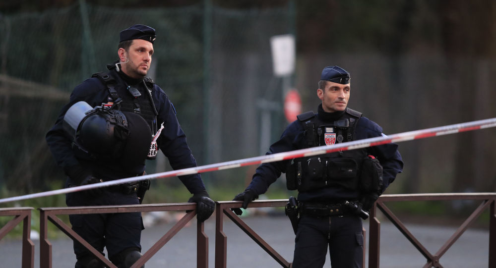 Knife rampage in Paris park leaves at least one dead