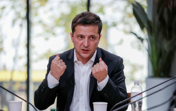 Zelensky Says West's Claims Boeing 737 Downed by Missile Possible, But Unconfirmed