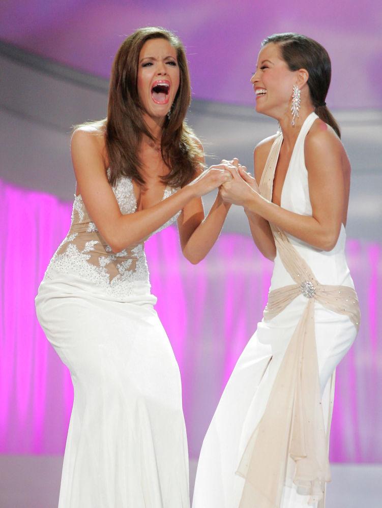 Мисс Америка 2006 Дженнифер Берри.
