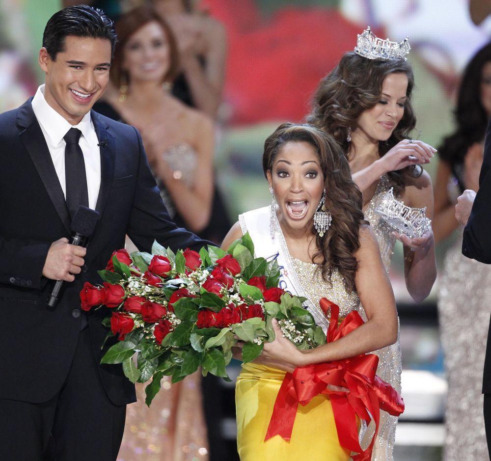 Мисс Америка 2010 Каресса Кэмерон