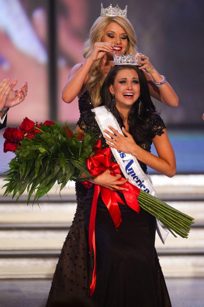 Мисс Америка 2012 Лора Кеппелер