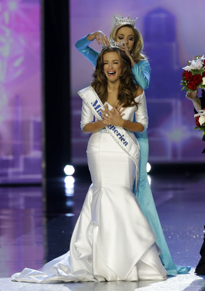 Мисс Америка 2017 Бетти Кантрелл