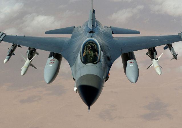 U.S. Air Force F-16 Fighting Falcon