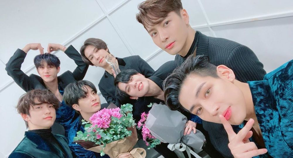 K-Pop boy band GOT7
