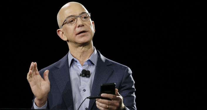 D**k Pic, Saudi Angle, Personal Texts: New Book Sheds Light on Jeff Bezos' Beef With US Tabloid