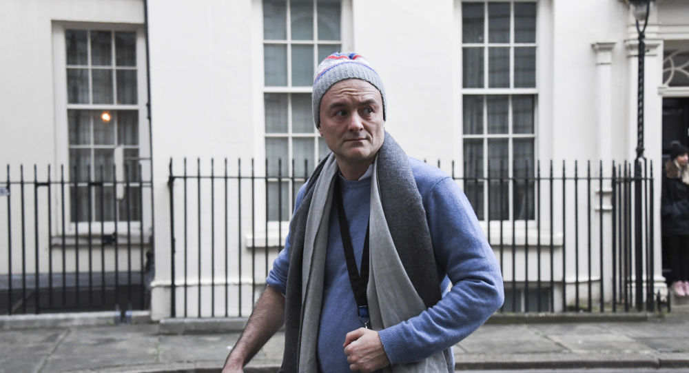 Dominic Cummings Denies Requesting UK Government Contract Be Given to His 'Friends' Firm