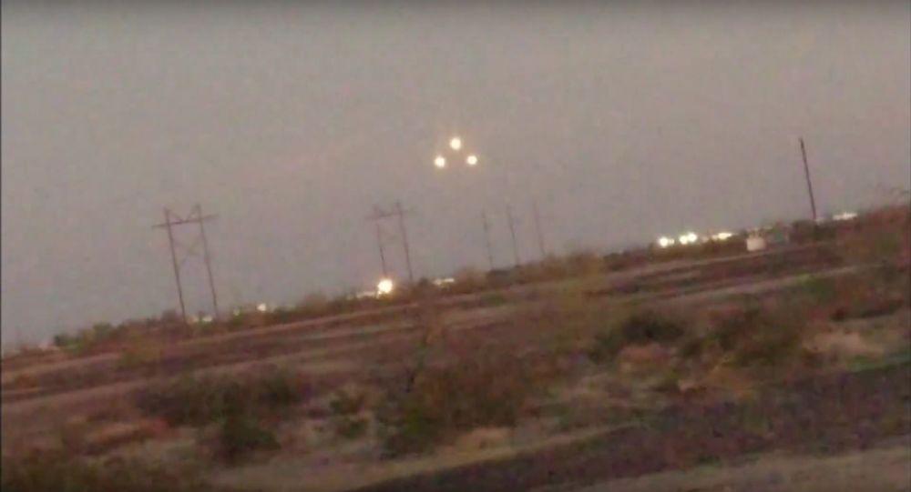 UFOs Over Yuma