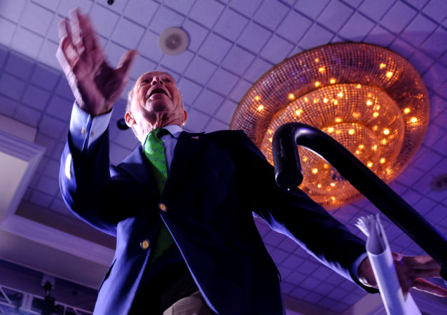 FILE PHOTO: Michael Bloomberg, the billionaire media mogul and former New York City mayor, now Democratic candidate gets on stage for his kick off 'United for Mike' at the Aventura Turnery Jewish Center and Tauber Academy Social in Miami, Florida, U.S., January 26, 2020