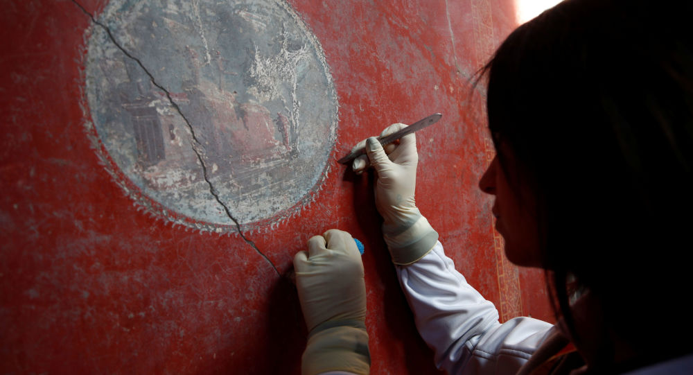 Risen from the Ashes: Unique Villas from Ancient City of Pompeii Open to Public After 40-Year Hiatus