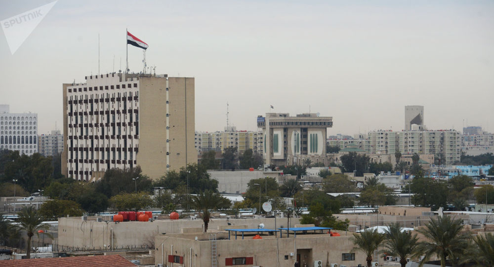 US Embassy in Baghdad Reportedly Targeted By Two Katyusha Rockets