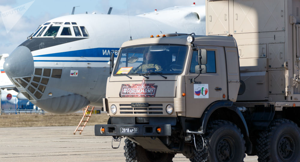 Russia Sends Cargo Planes With Medical Equipment, Medics to Italy as Part of Coronavirus Fight