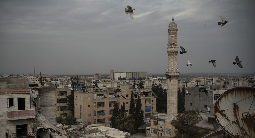 Syria to Open 3 More Checkpoints for Residents Wishing to Leave Idlib, Russian Military Says