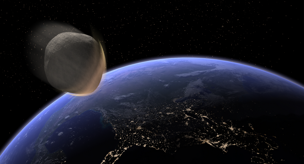 Huge Asteroid the Size of a Cruise Liner to Make Close Approach to Earth This Week