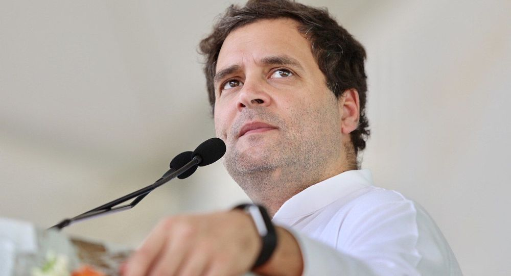 Twitter Blocks Gandhi's Account After He Posts Photo of Parents of Allegedly Raped, Murdered Girl