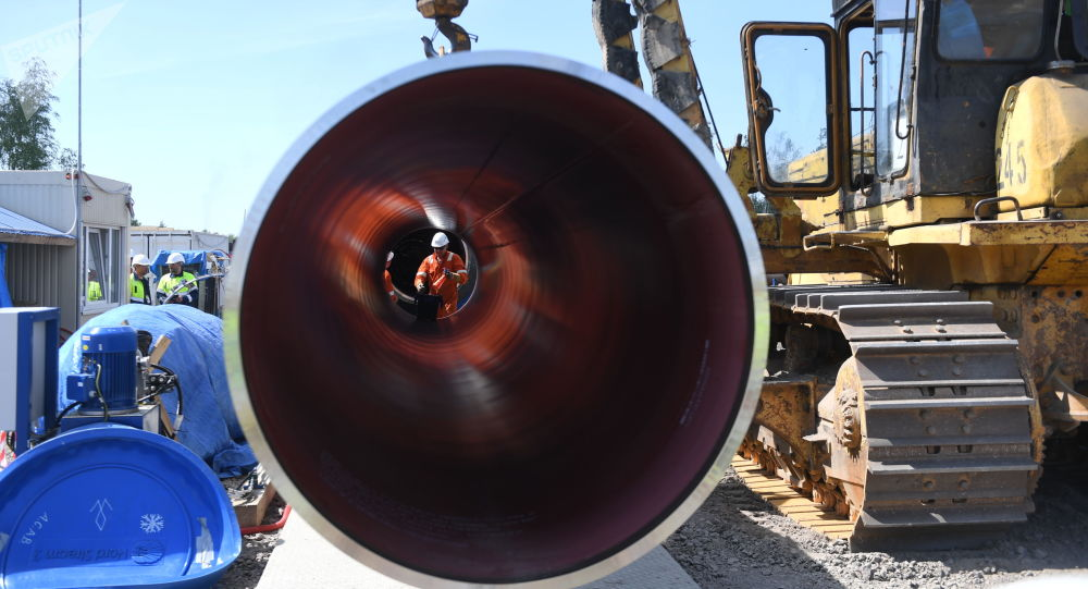 US Still Trying to Undermine Nord Stream 2, Uniper Says