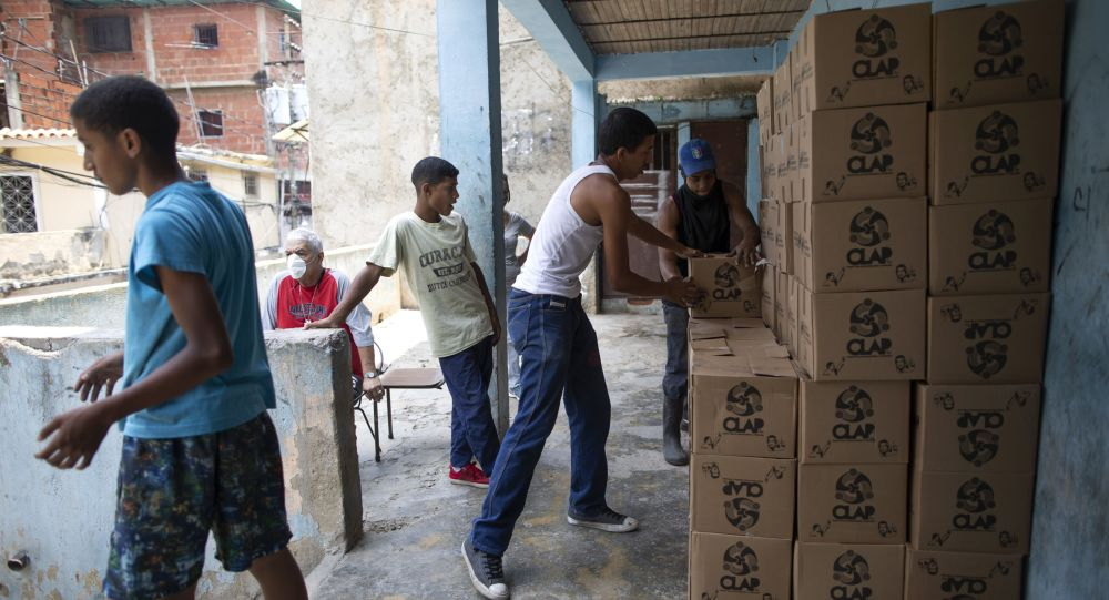 Venezuela Secures Aid From UN Food Programme, President Maduro Says