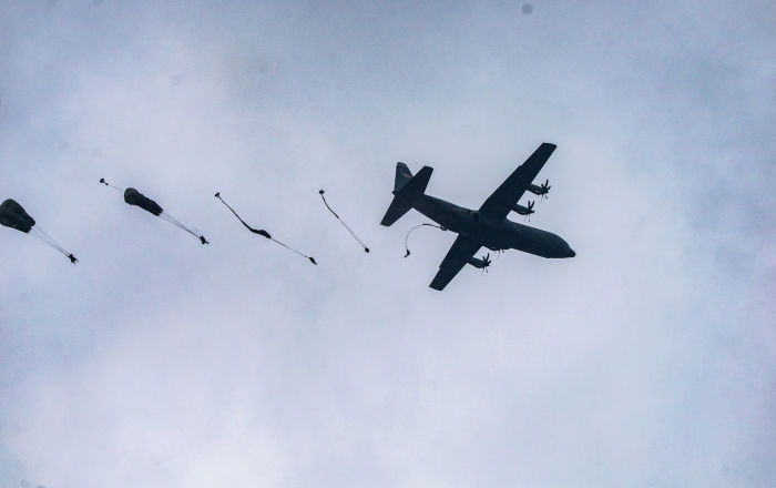 Botched Parachuting Exercise in Germany Sees US Troops Land in Trees, Several Hospitalized