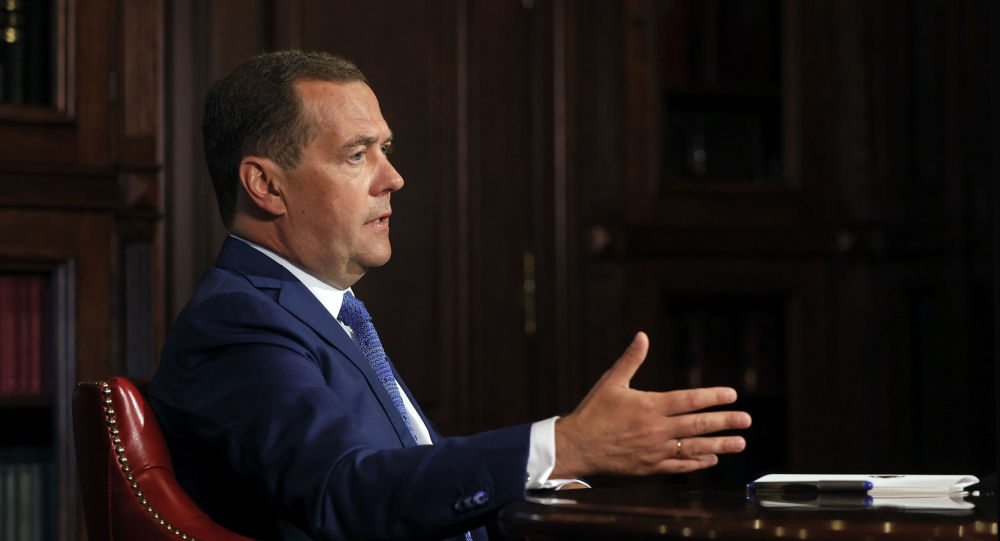 Medvedev on New START: New Weapons Should Also Be Discussed, But US is Unwilling