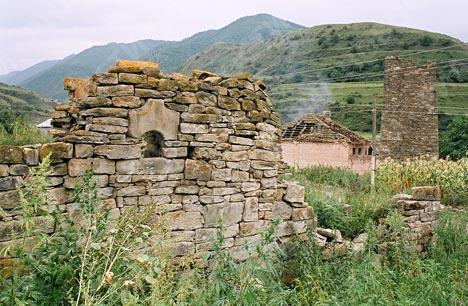 Photo tour with RIA Novosti: Rural Chechnya