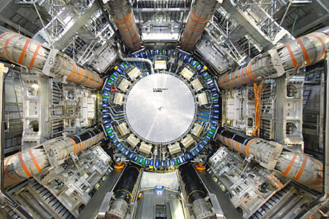 the hadron collider essay 1 introduction large hadron collider (lhc) is the world's largest and highest-energy particle accelerator complex, intended to collide opposing beams of protons (one of several types of hadrons) with very high kinetic energy.