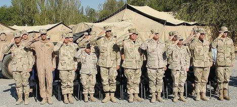 Kyrgyzstan to close key U.S. air base