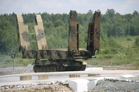 MTU-72 armored vehicle launched bridge