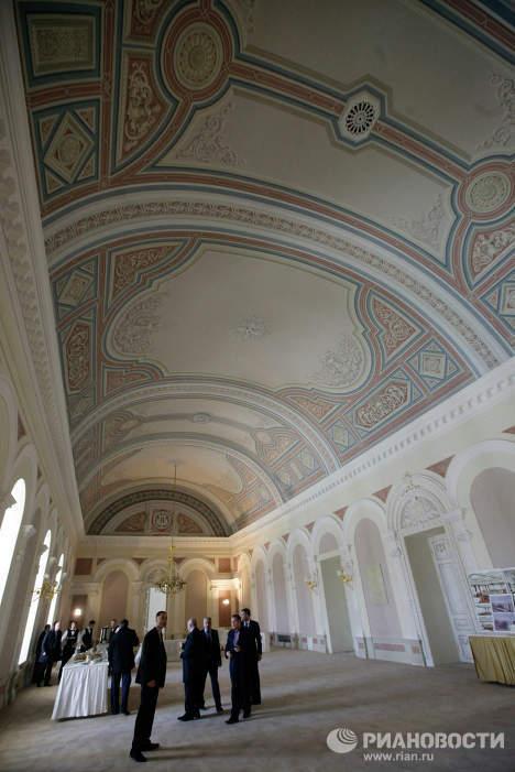 Bolshoi Theater gets a new face