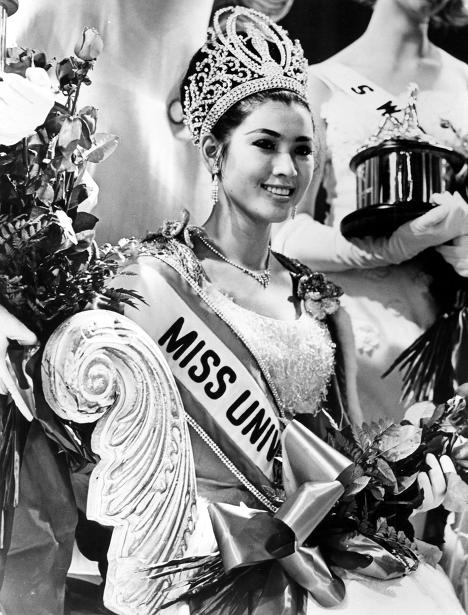 Miss Universe winners: 1952-2010
