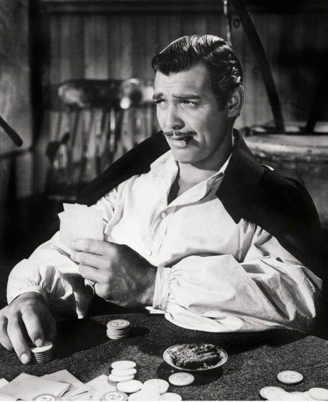 "Clark Gable, the ""King of Hollywood"""