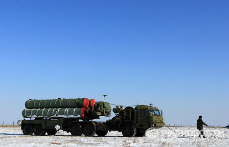 S-400 Triumf surface-to-air missile system