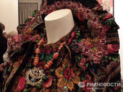 Slava Zaitsev wows the Russian Heritage Festival in New York