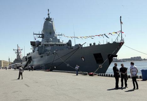 International Maritime Defence Show kicks off in St. Petersburg