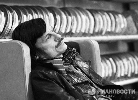 Кинорежиссер Андрей Тарковский