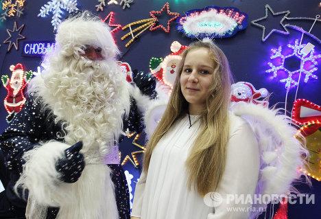Выставка Christmas Time в ЦДХ