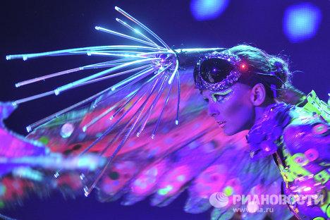 Фото-музыкальное представление XXI. Мой Тихий океан