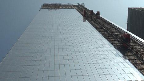 Элегантную высотку в 72 этажа возвели на месте трагедии 9/11 в Нью-Йорке