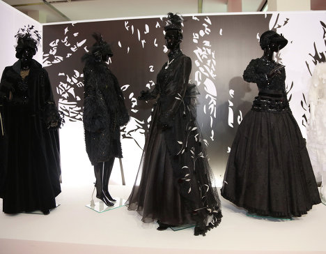 Открытие 25-ой недели моды Mercedes-Benz Fashion Week Russia