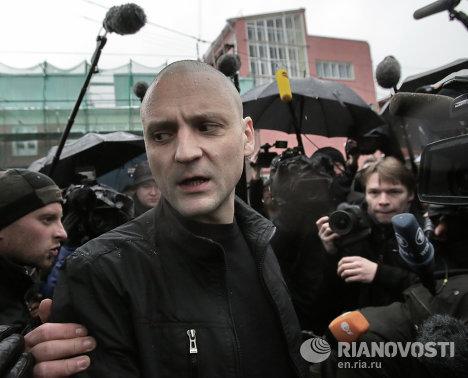 Оппозиционер Сергей Удальцов вызван в Следственный комитет РФ