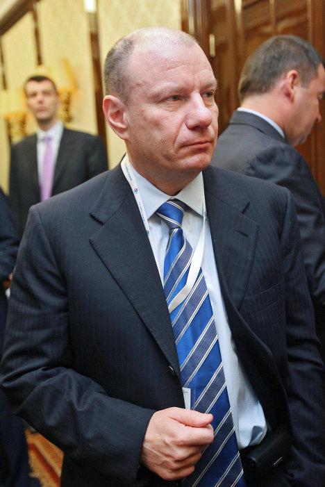 Президент Интерроса Владимир Потанин