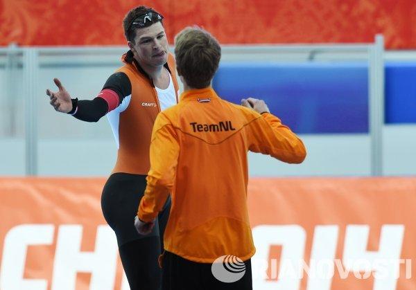 Олимпиада 2014. Конькобежный спорт. Мужчины. 10000 метров