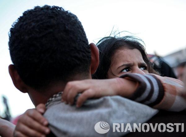 Эвакуация иностранных граждан из Бенгази