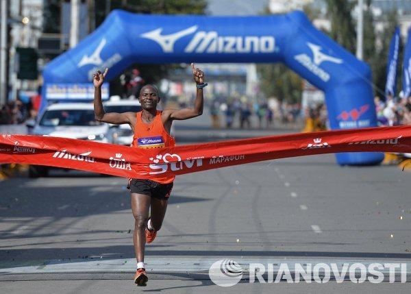 XXV Сибирский международный марафон