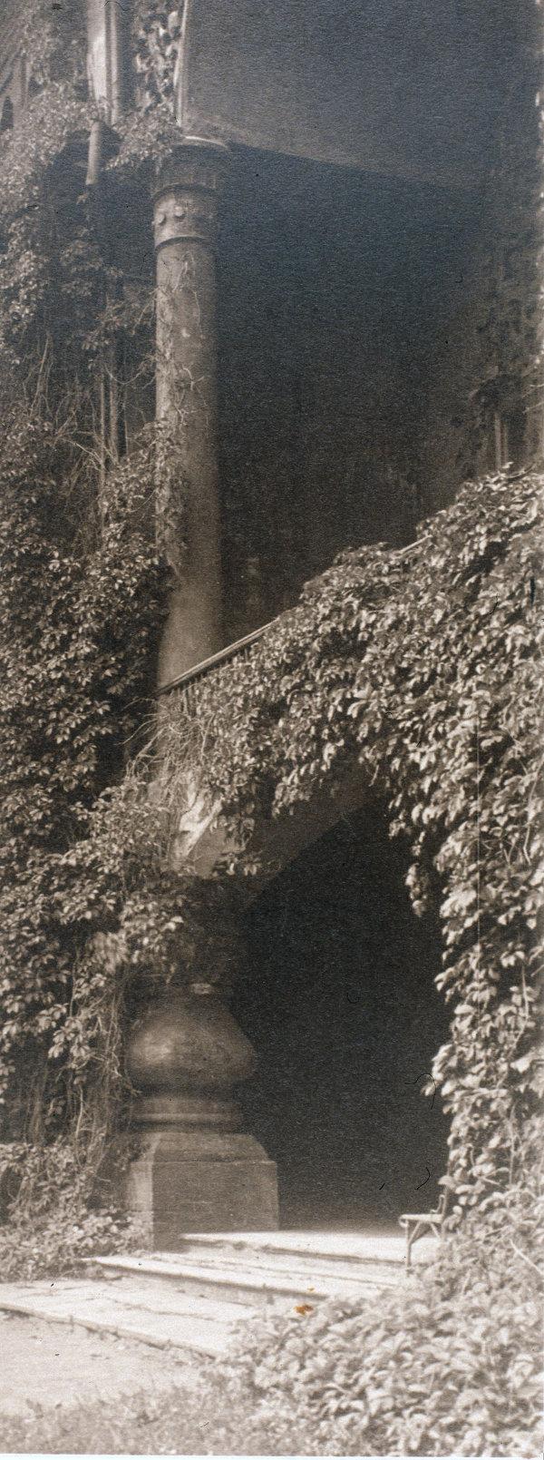 Юрий Еремин Покровское-Стрешнево 1923 Серебряно-желатиновый отпечаток