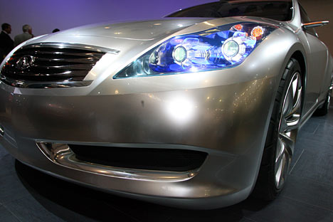 The Russian Motor Show 2006
