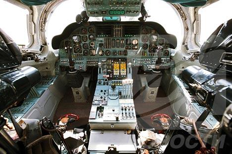 Russian strategic bombers