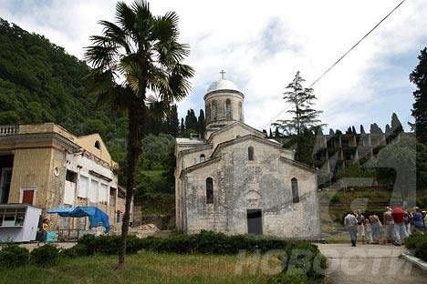 Photo tour with RIA Novosti. Abkhazia